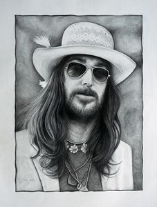 Chris Robinson (Black Crowes) Print