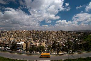 At The Amman Citadel