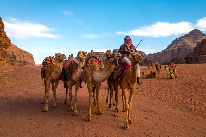 Wadi Rum - Jordan - Romeo Robis