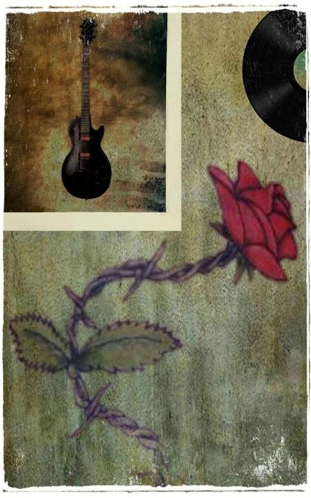 Musicians Wall - Brooklyn_Belle_Art Originals