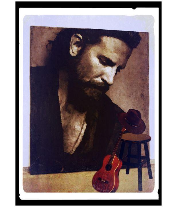 ASIB- Jackson Maine Portrait - Brooklyn_Belle_Art Originals