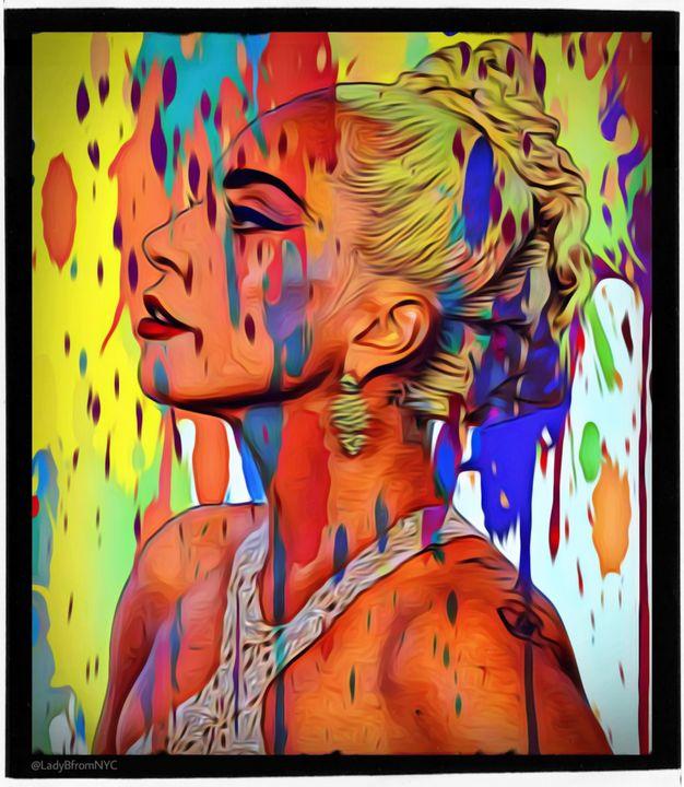 Gaga1 - Brooklyn_Belle_Art Originals