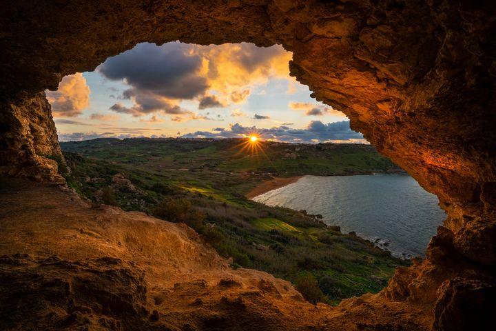 Tal- Mixta cave - Martin Galea photography
