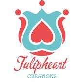 Tulipheart creations by Katalin Bátor-Hős