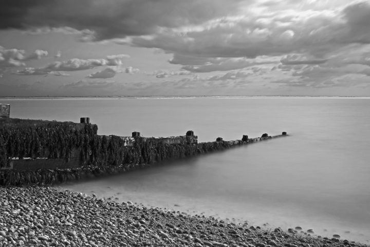 Across the Solent - J Ward Photography
