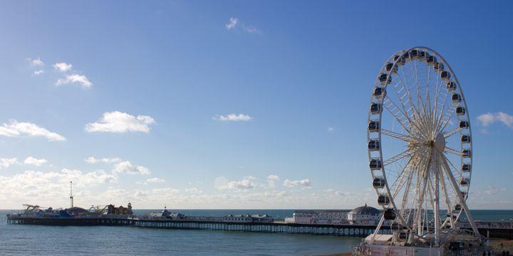 Brighton Pier - J Ward Photography