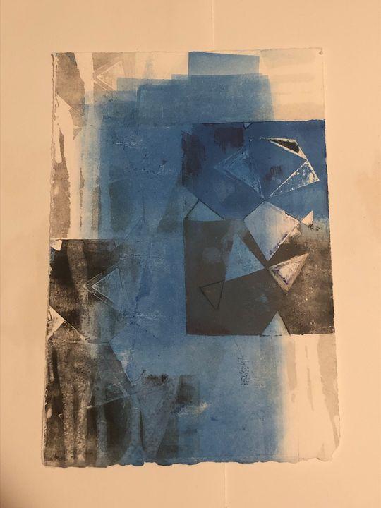 Untitled (Blue) - Jade