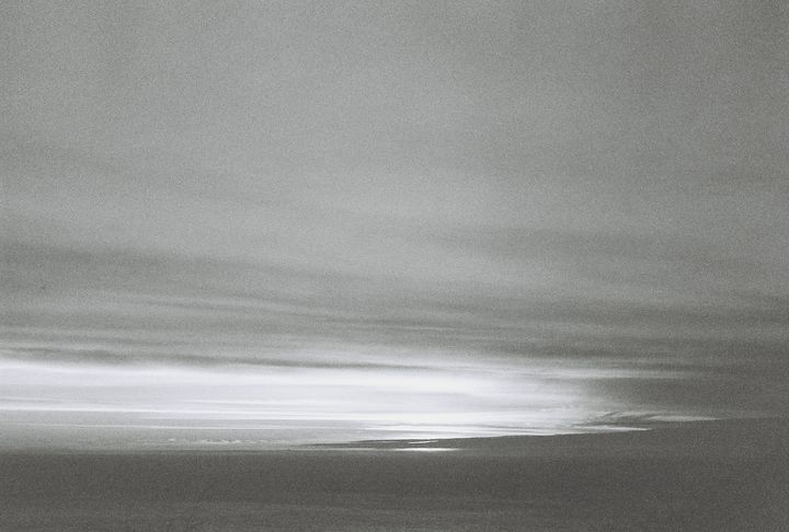 Half Moon Bay Sunset - Jade