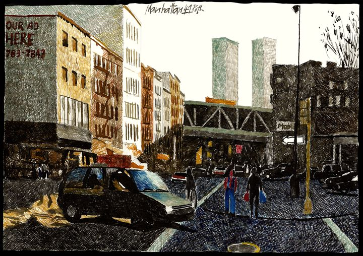 Manhattan 41 - Chlodwig Poth