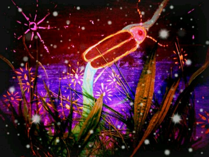 Lightning Bugs - Michael Ard