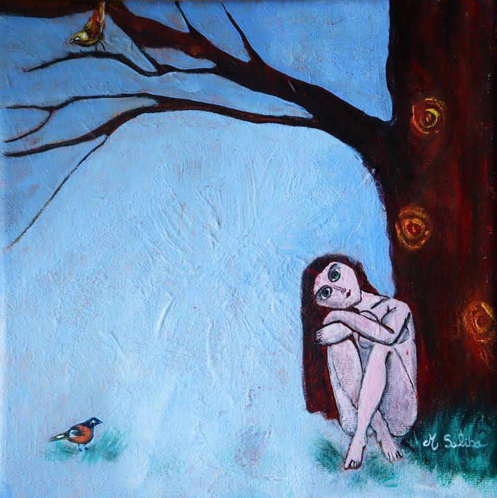 Solitude - Marion Saliba