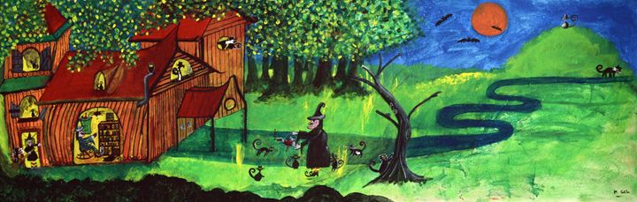 Witch - Marion Saliba