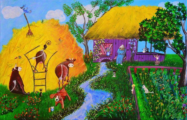 Summer - Marion Saliba