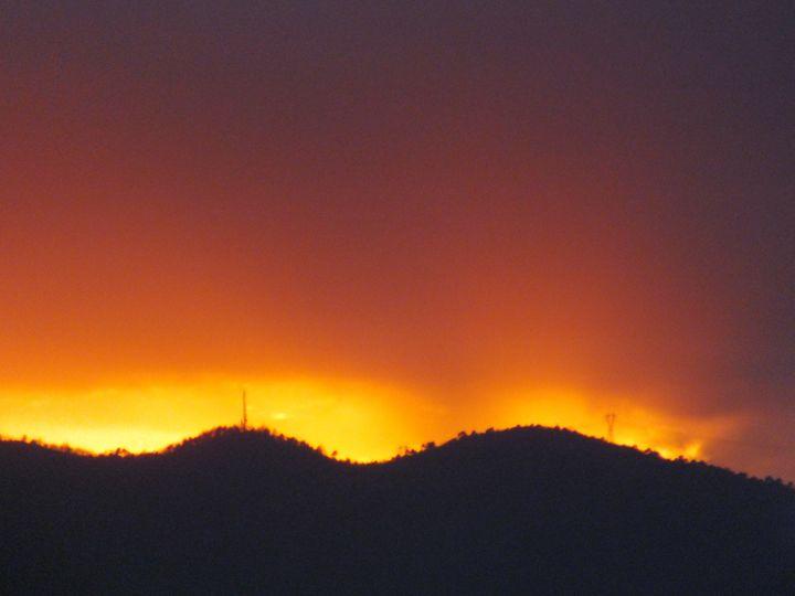 Sunset - Vanessa Schlachtaub Bruni