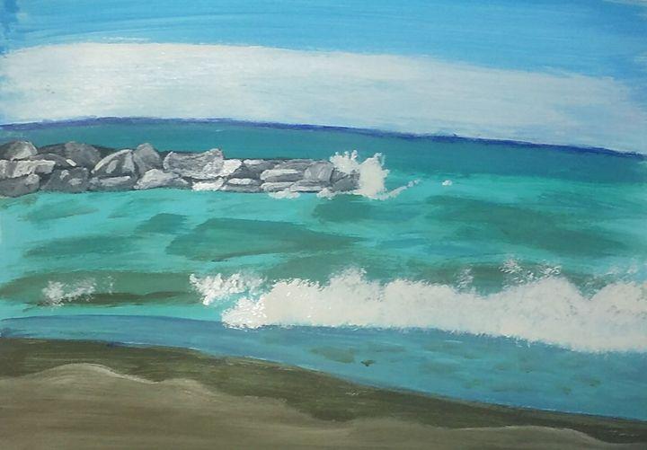 Presque Isle Beach - M.Y.Hauger