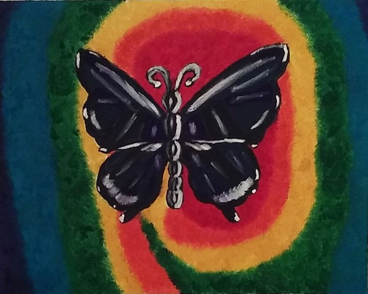 The Butterfly - M.Y.Hauger