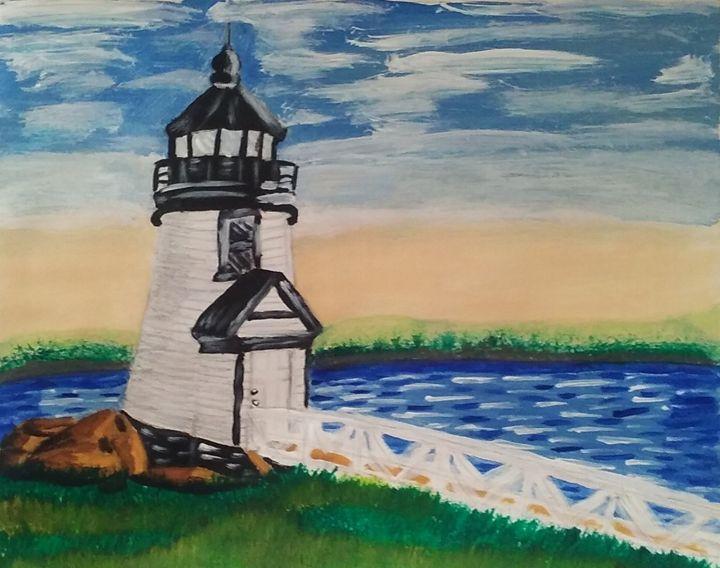 Lighthouse - M.Y.Hauger