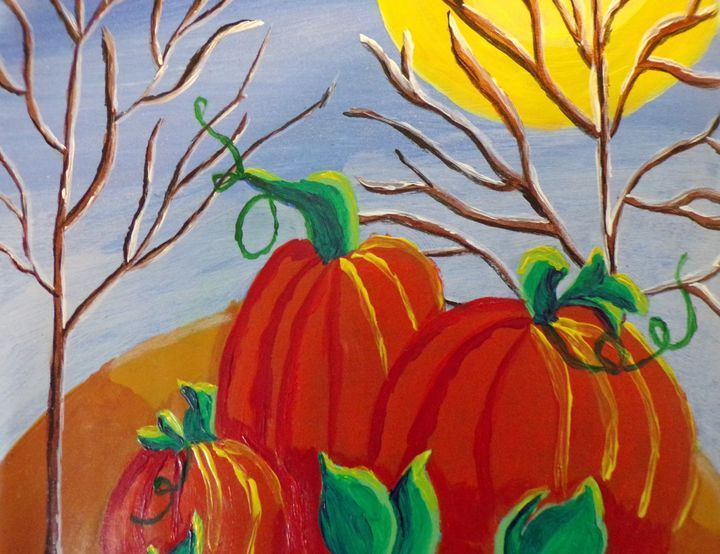 Fall Harvest - M.Y.Hauger
