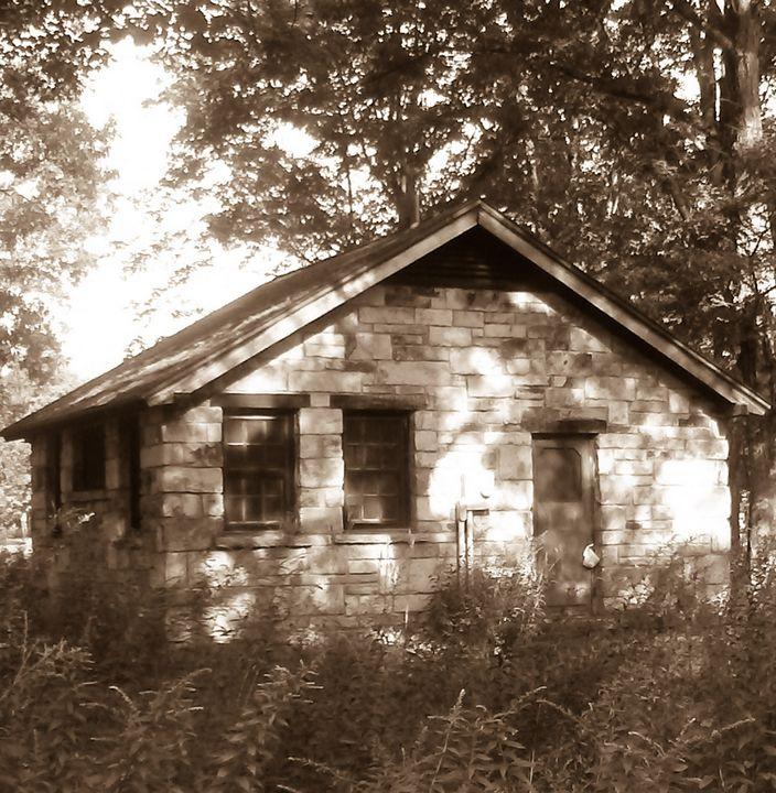 Old building - M.Y.Hauger
