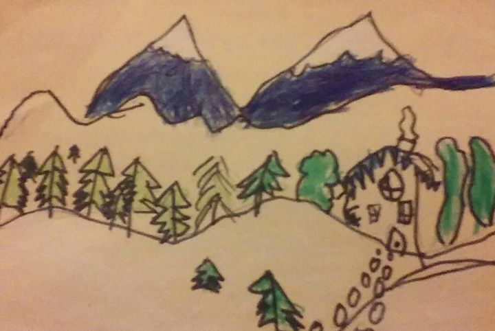 Mountains - M.Y.Hauger