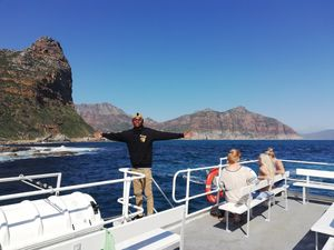Hout Bay boat cruise