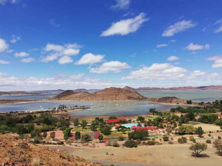 Gariep Dam, Northern Cape - Pontsho