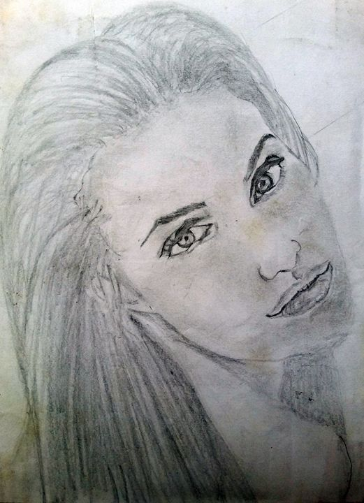 Angelina Jolie - Nabin Shrestha