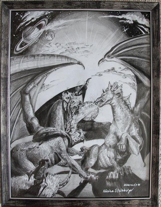 Orri's Dragons - wearedow