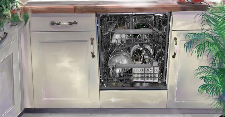 Dishwasher - wearedow