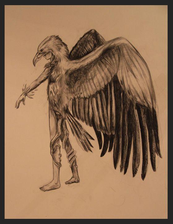 Raven Man - wearedow