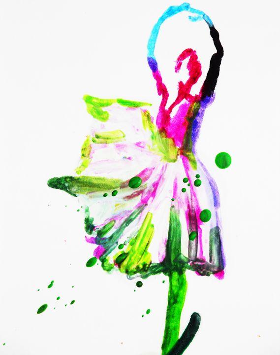 Dancer - Melting Miltons