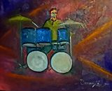 Dedicated to the late Ginger Baker