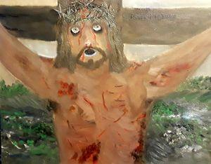 Jesus last breath