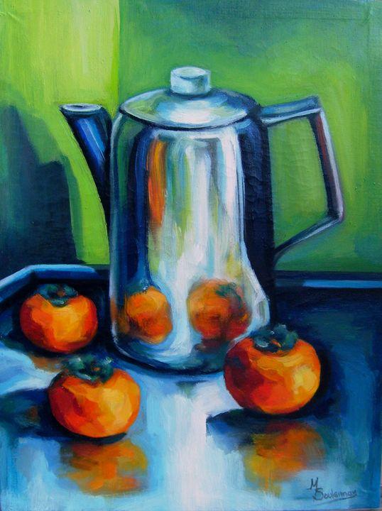 """Still life"" - Art Margarita Souleiman"