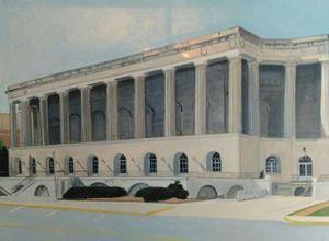 Macon GA USA Auditorium
