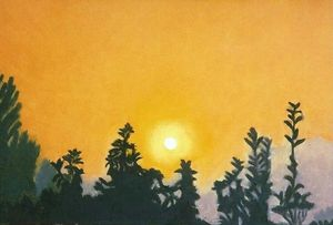 Morning Sunrise - Terry Forrest Fine Art