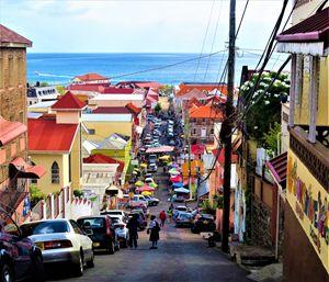 Colorful City Escape...!