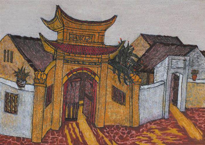 Ancient Village - Le Tuan