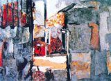 Small Lane - Original Painting