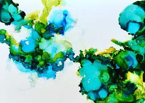 Green ink fantasy