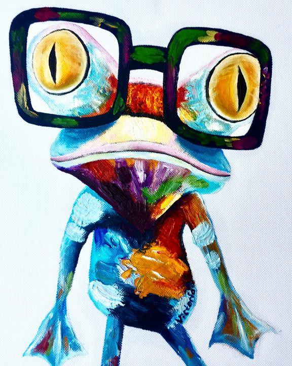 Crazy frog - Vikaart