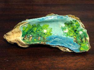 Bayou Oyster Shell