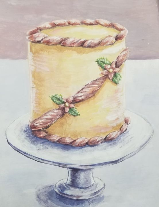 Cake - Prints from Creation Creatures