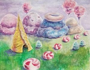 Candy Land - Prints from Creation Creatures