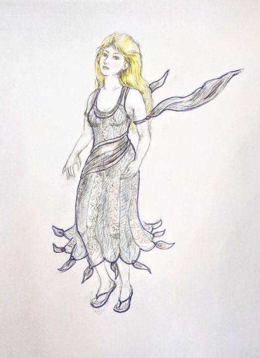 Doodle - B Marie Ashton