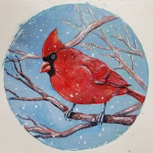 Cardinal - Prints from Creation Creatures
