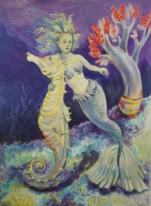 Under the Sea - Prints from Creation Creatures
