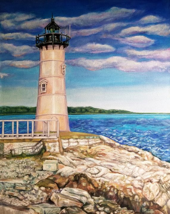 Lighthouse - Prints from Creation Creatures