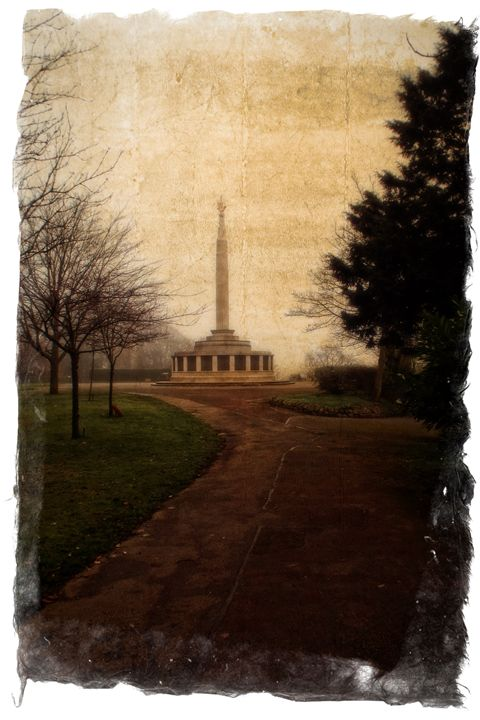The Memorial - photography by chrissy woodhouse