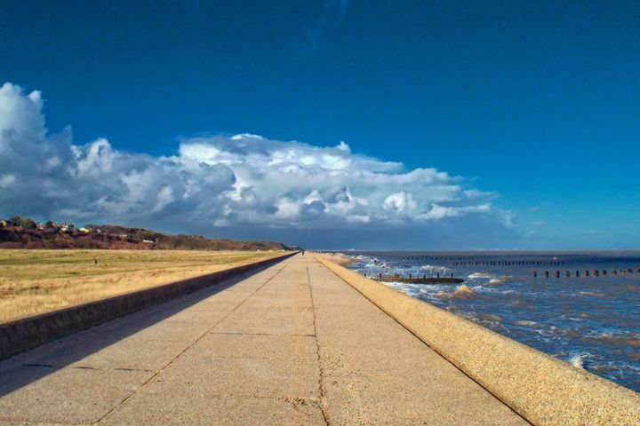 winter by the sea - photography by chrissy woodhouse